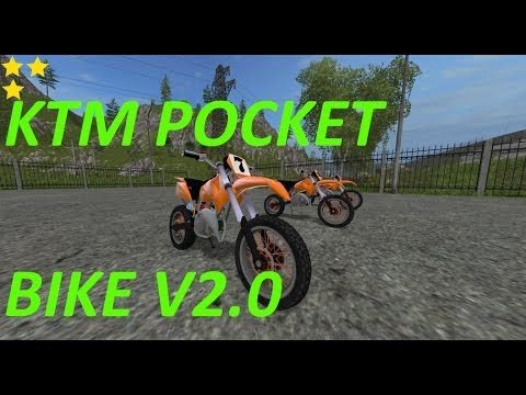 KTM POCKET BIKE v2.0