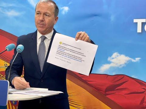 El PP reclama reducción de impuestos y el abono de las ayudas prometidas a los autónomos de Melilla.