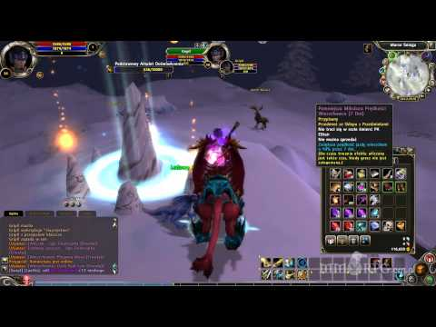 Runes Of Magic Gameplay [HD] 36 lvl