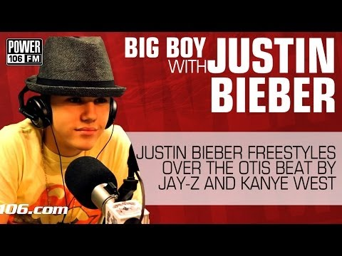 Video: Justin Bieber 'Otis' Freestyle Rap