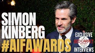 Simon Kinberg, Director #DarkPhoenix interview at 7th Australians in Film Awards Gala #AiFAwards