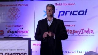 Anders W. Ljunggren, Key Account Manager, WirelessCar - Telematics India 2016