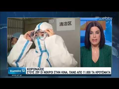Κοροναϊός: Σε διεθνή καραντίνα η Κίνα-Αντιδράσεις από το Πεκίνο   01/02/2020   ΕΡΤ
