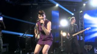 "Karmin - "" I Told You So "" Live @ iHeartRadio"