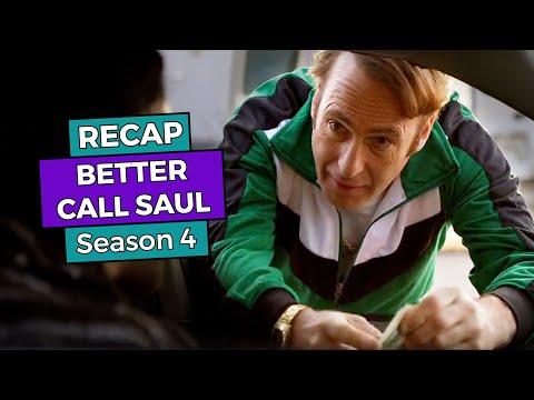 Better Call Saul - Season 4 RECAP!!!