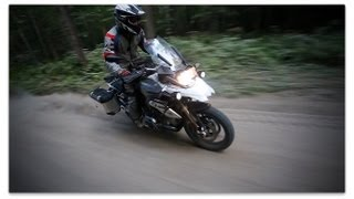 9. BMW R1200GS LC TwistedThrottle.com project bike review: with Teach McNeil