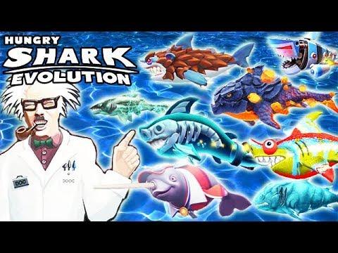 hungry shark evolution hack apk download