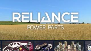 Reliance Power Parts - Keeping Great Equipment Working Great