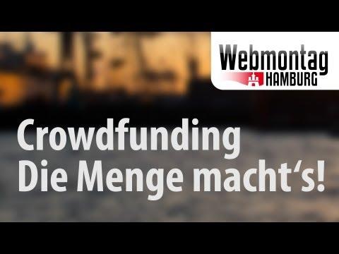#wmhh 09/13 // Crowdfunding — die Menge macht's!