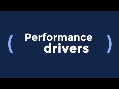 Groupe PSA - Performance drivers