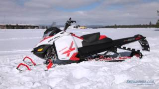 10. 2014 Ski Doo Summit X Review