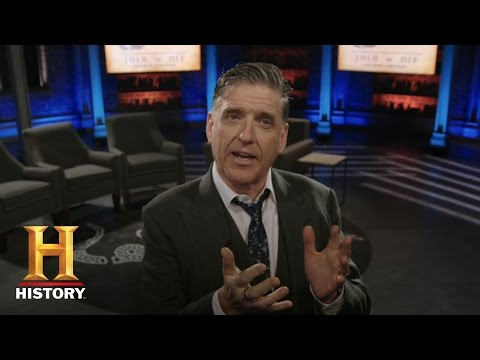 Most Influential Band (Episode 8) Show Open | Join or Die with Craig Ferguson | History