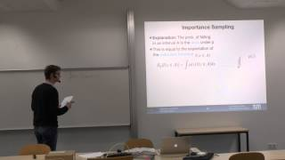 Machine Learning For Computer Vision - Lecture  (Dr. Rudolph Triebel)