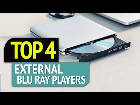 TOP 4: Best External Blu Ray Players 2019