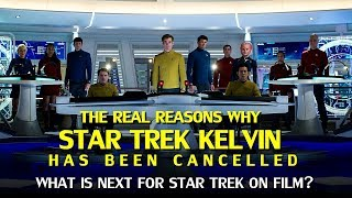 Video The Real Reasons Star Trek 4 was Cancelled, and where does the franchise go next? MP3, 3GP, MP4, WEBM, AVI, FLV Januari 2019