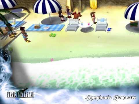 Final Fantasy VII OST Symphonic Remaster : 2 - 16 - Costa del Sol