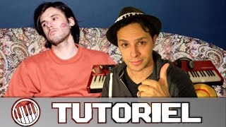 🎹 Piano Tutoriel - Orelsan - Paradis