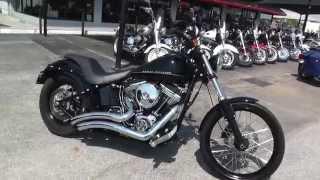 5. 044807 - 2011 Harley Davidson Blackline FXS - Used Motorcycle For Sale