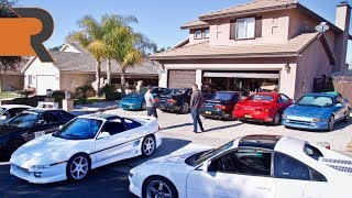 Meet The Most Insane Toyota MR2 Collector In The WORLD!