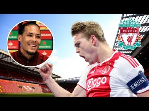 DE LIGT TO LIVERPOOL TRANSFER UPDATE | AGENT RAIOLA PUSHING TOWARDS LFC | TRANSFER NEWS