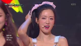 뮤직뱅크 Music Bank - A L R I G H T - 에이핑크(Apink).20180713