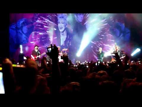 Roxette - Dressed for Success @ Luna Park - 2011 (видео)