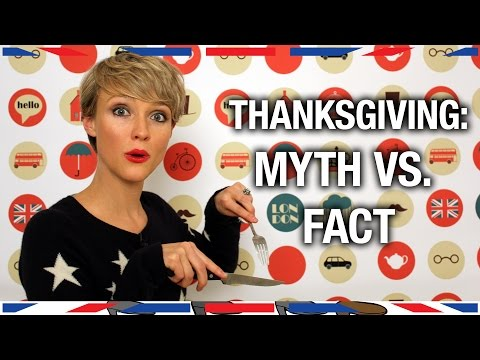 Thanksgiving Myth vs Fact