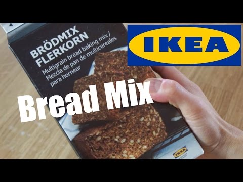 Ikea Bread Mix Brödmix Flerkorn - Whatcha Eating? #207