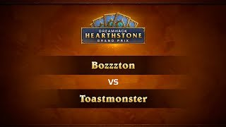 Bozzzton vs Toastmonster, game 1