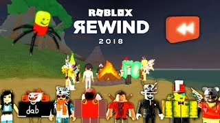 Roblox Rewind 2018 - Everyone Controls Roblox