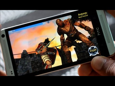 Top 10 Free HD Android Games : HIGH GRAPHICS Games #1