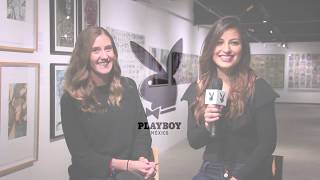 PLAYBOY BACKSTAGE: EXPOSICIÓN DE ESTUDIO