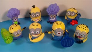 Nonton 2013 Despicable Me 2 Set Of 8 Mcdonald S Happy Meal Toy S Video Review Film Subtitle Indonesia Streaming Movie Download