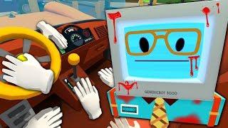 Video THESE ROBOTS COLLECT HUMAN HANDS - Job Simulator VR #8 MP3, 3GP, MP4, WEBM, AVI, FLV Juli 2018