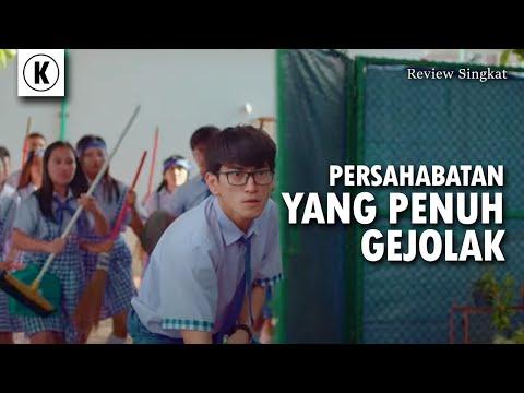 Review Singkat - Persahabatan Bagai Kepompong - Dinsey+
