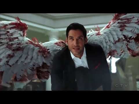 Lucifer killing Cain Lucifer 3x24 (season finale)