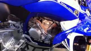 4. Yamaha YFZ 450 X Bill Balance 2010
