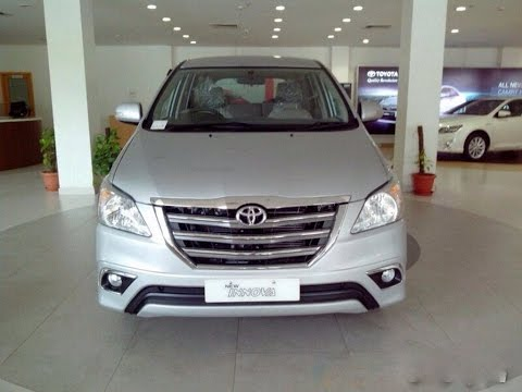 Toyota Innova 2.5 Z | (Diesel) | Full Specification | 2014