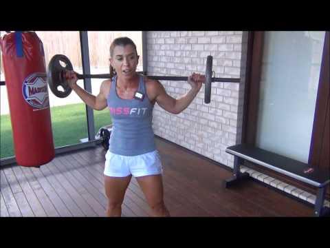 Barbell & Bodyweight Workout