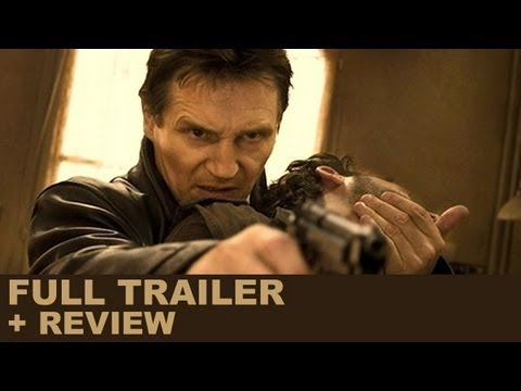 TAKEN 2 Official Trailer 2012 - Taken 2 debuts a new trailer before it's 2012 release, and you can see it here today with a review! Beyond The Trailer host Grace Randolph gives you her init...