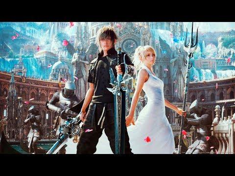 Final Fantasy XV Benchmark НА СЛАБОМ ПК.