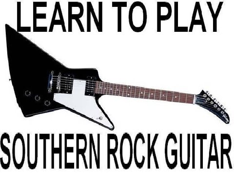 Southern Rock Guitar Lessons