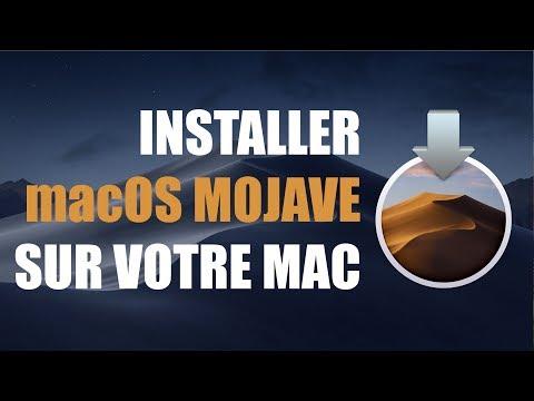 Installer macOS Mojave sur votre Mac : conseils et compatibilité