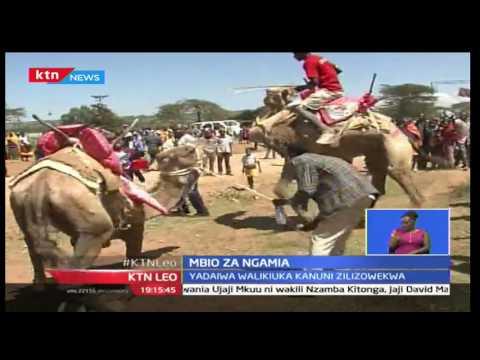Washindi wa mashindano za mbio za ngamia wamefutilia mbali kwa madai ya kuikiuka kanuni za mbio hizo