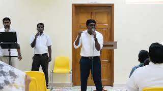 Video Pr. Lordson Antony - Yeshu Oru Vathil Thuranal   MPF Sohar 2018 live MP3, 3GP, MP4, WEBM, AVI, FLV April 2019