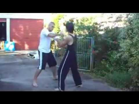 Crazy Knife Fighting Skills: How's your Martial Arts hold up??