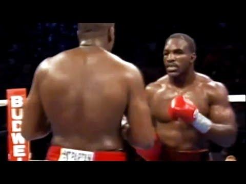 Evander Holyfield (USA) vs Riddick Bowe (USA) I | BOXING fight, HD