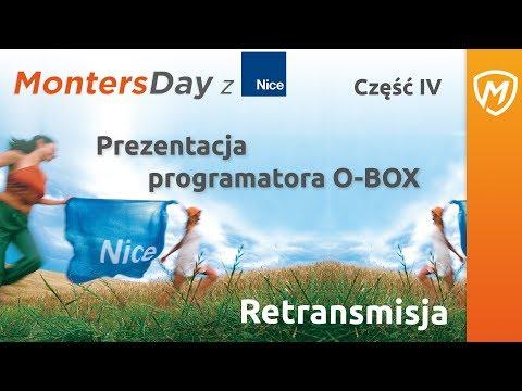 Prezentacja programatora O-BOX. MontersDay Cz. 4