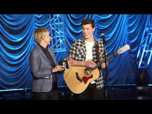 Shawn Mendes Performs Life Of The Party   Mp3Gratiss.com
