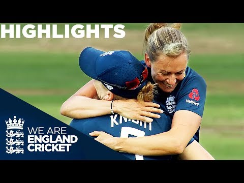 Devine Earns Consolation Win as England Take Series | England Women v New Zealand 2018 - Highlights